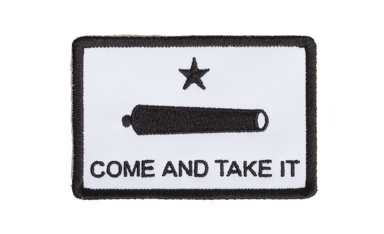 Come and take it cannon png. Patch yeti
