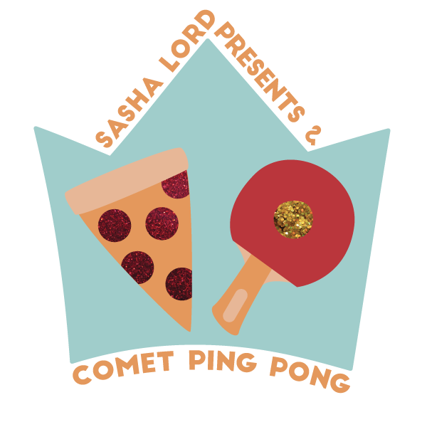 Comet ping png. This week at pong