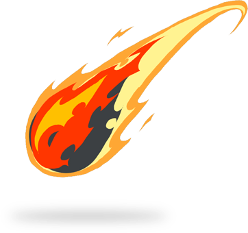 Comet png. Tail drawing transparent stickpng