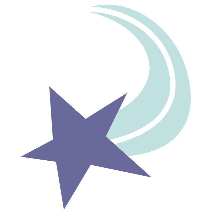 Comet trail png. S cutie mark by