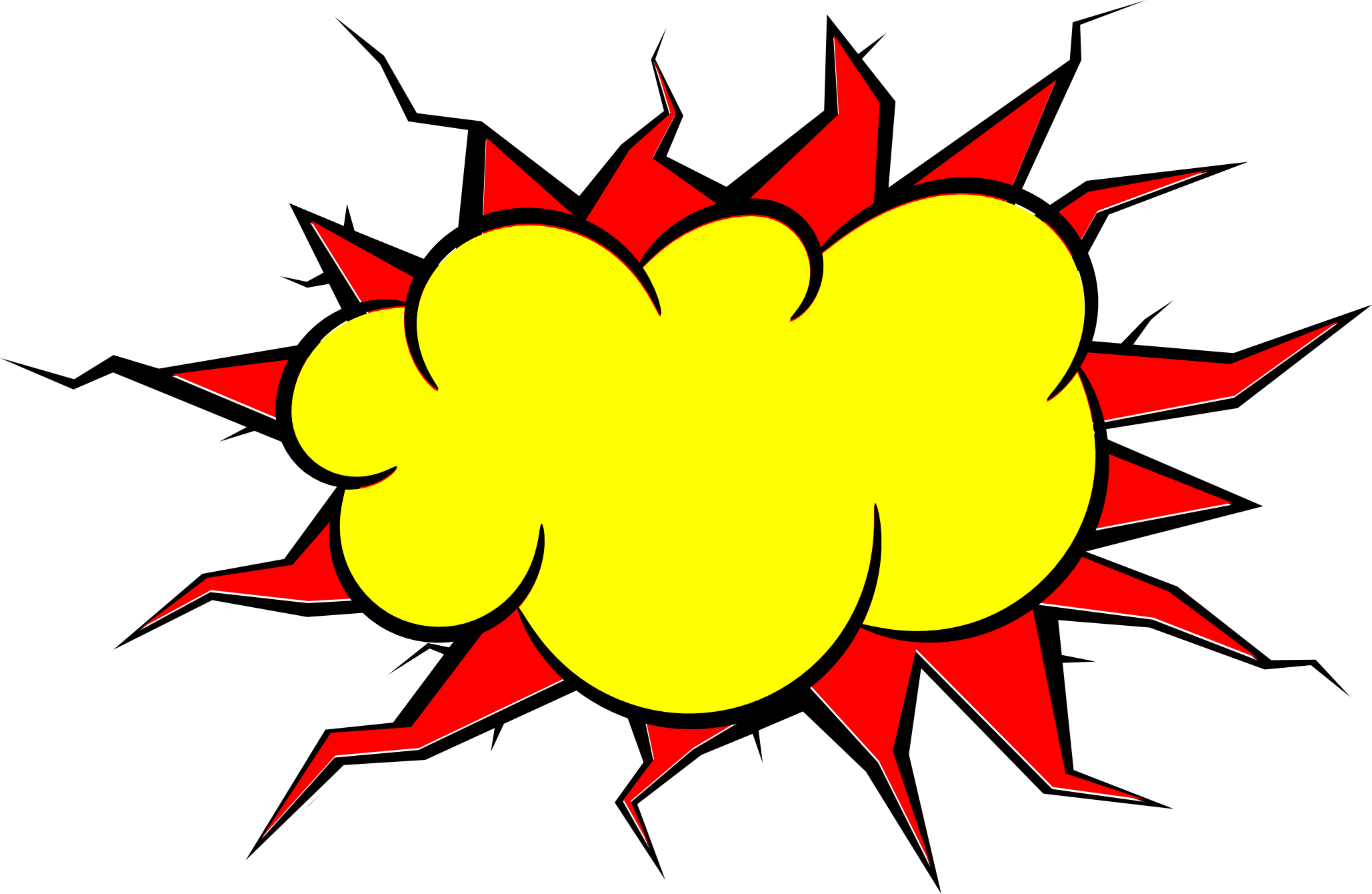 Comic book explosion png. Images in collection page