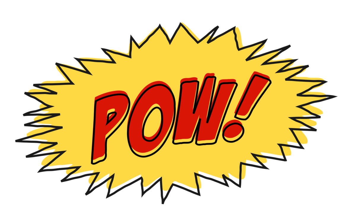 Comic book png pow. Comics batman line art