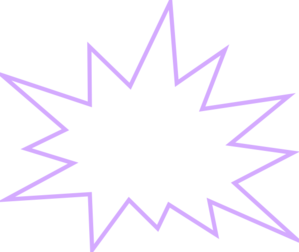 Clip art at clker. Comic book png pow svg library stock