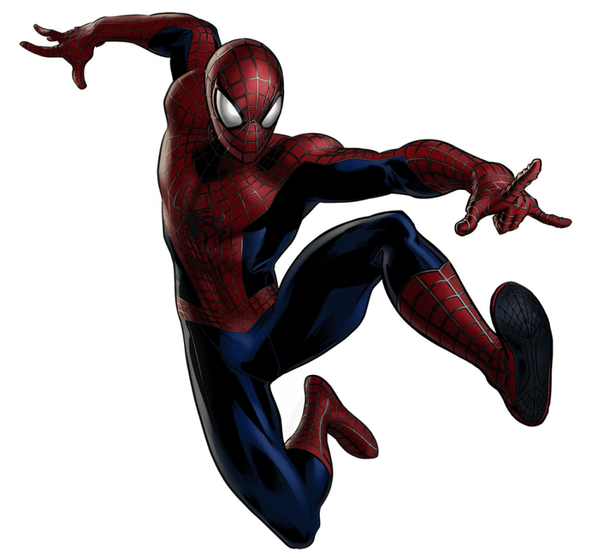 Comic spiderman png. The amazing free images