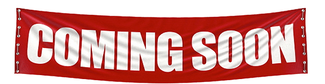 Coming soon sign png. Banner transparent stickpng