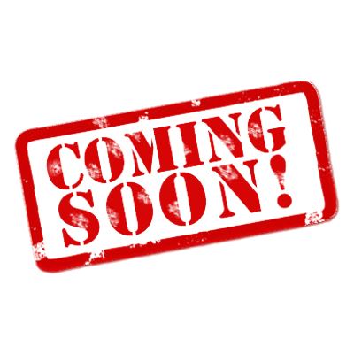 Coming soon banner png. Transparent stickpng sign