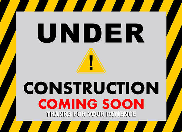 Coming soon clipart png. Under construction background gallery