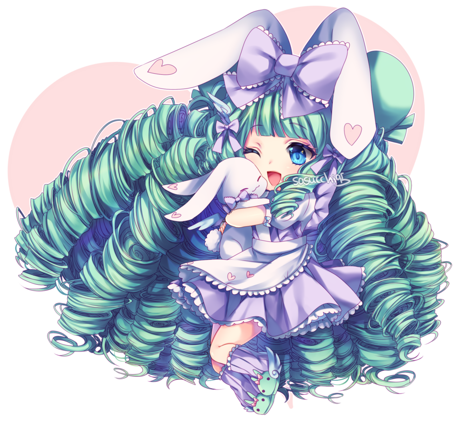 Chibi by sasucchi deviantart. Commission drawing png transparent library