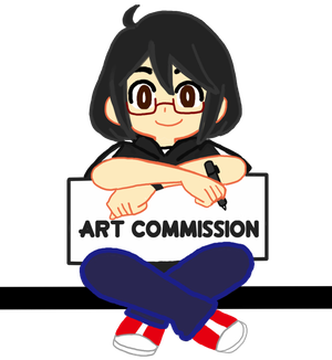 Commission drawing artist. Want more commissions by