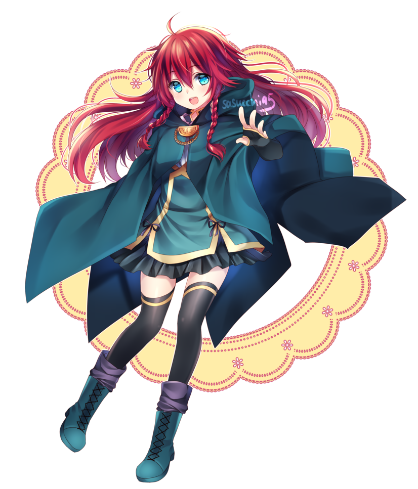 Commission drawing full body. By sasucchi on deviantart