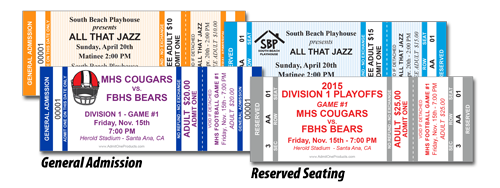 Event ticket printing samples. Drawing raffle coupon sample png royalty free