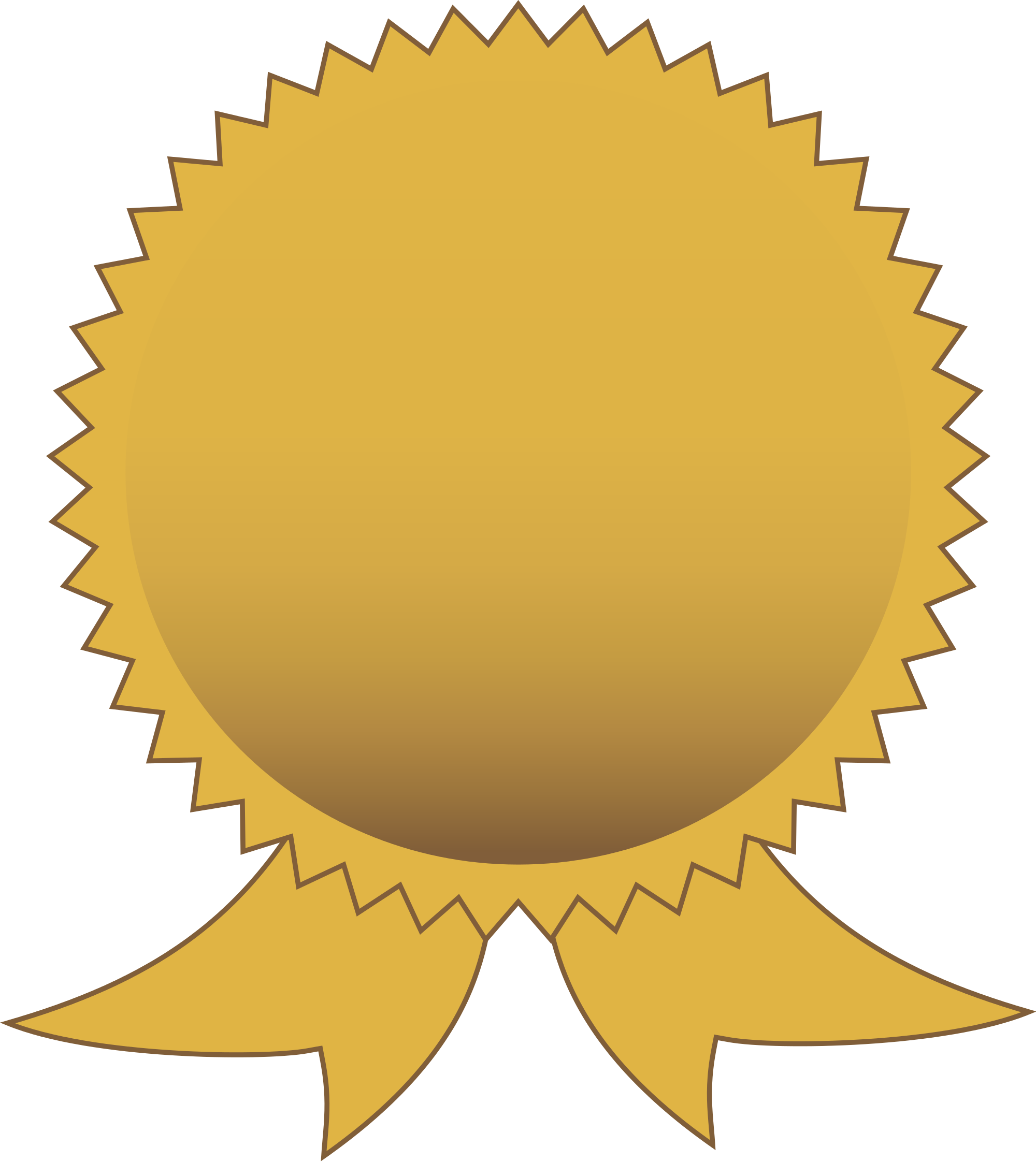 Commons clipart acceptance. File gold seal v