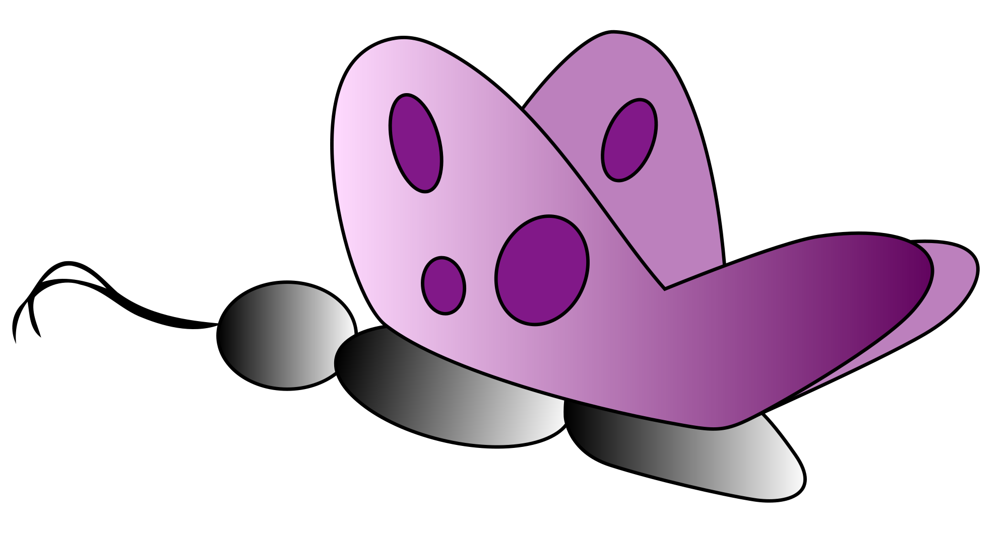 Commons clipart acceptance. File butterfly svg wikimedia