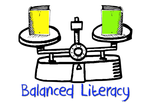 Commons clipart balanced literacy. Curriculum instruction overview balancedl