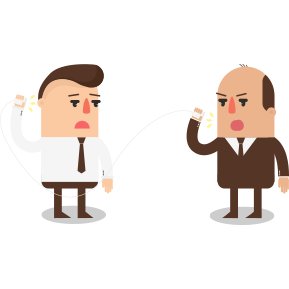 Communication transparent poor. Why projects fail interactive