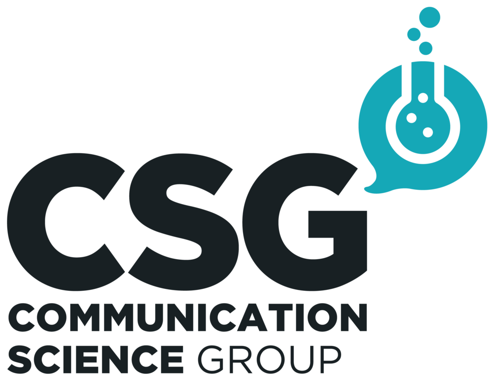 Communication transparent science. Group faviconico