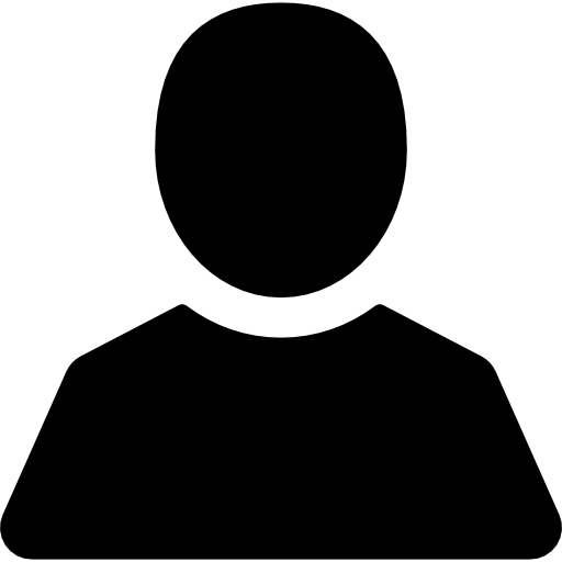 Vector avatars psd. User silhouette icons free