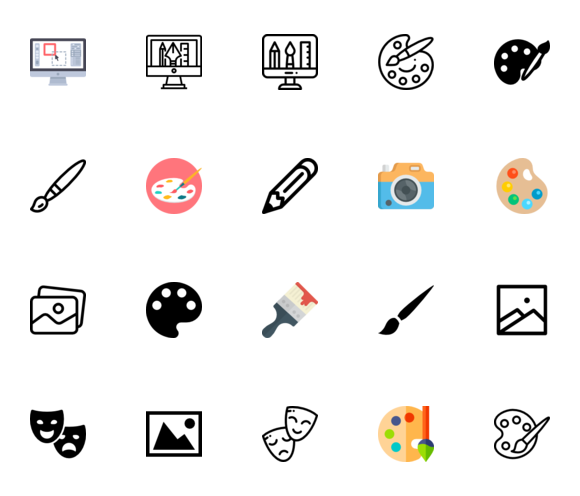 Communication vector education. Free icons flaticon