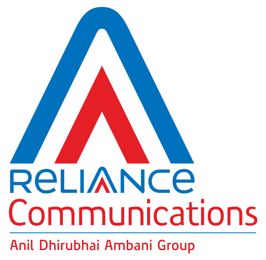 Vector communications. File reliance logo svg