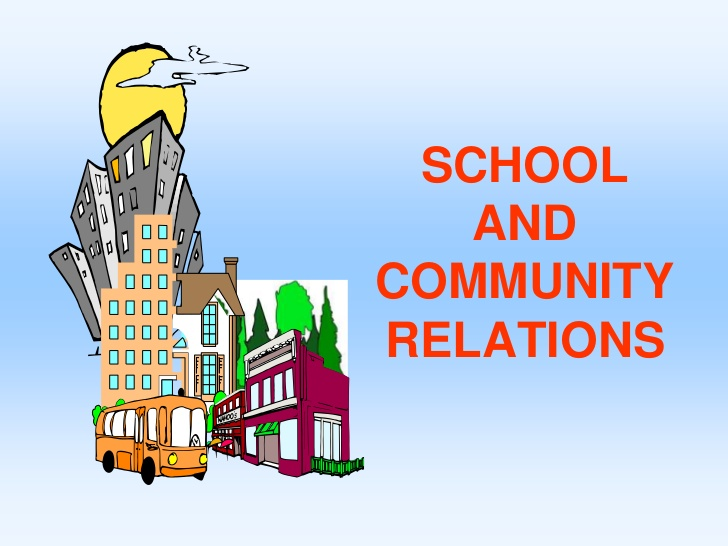 Community clipart peaceful community. School and relations jpg