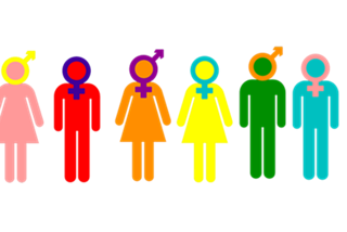 drawing posters gender equality