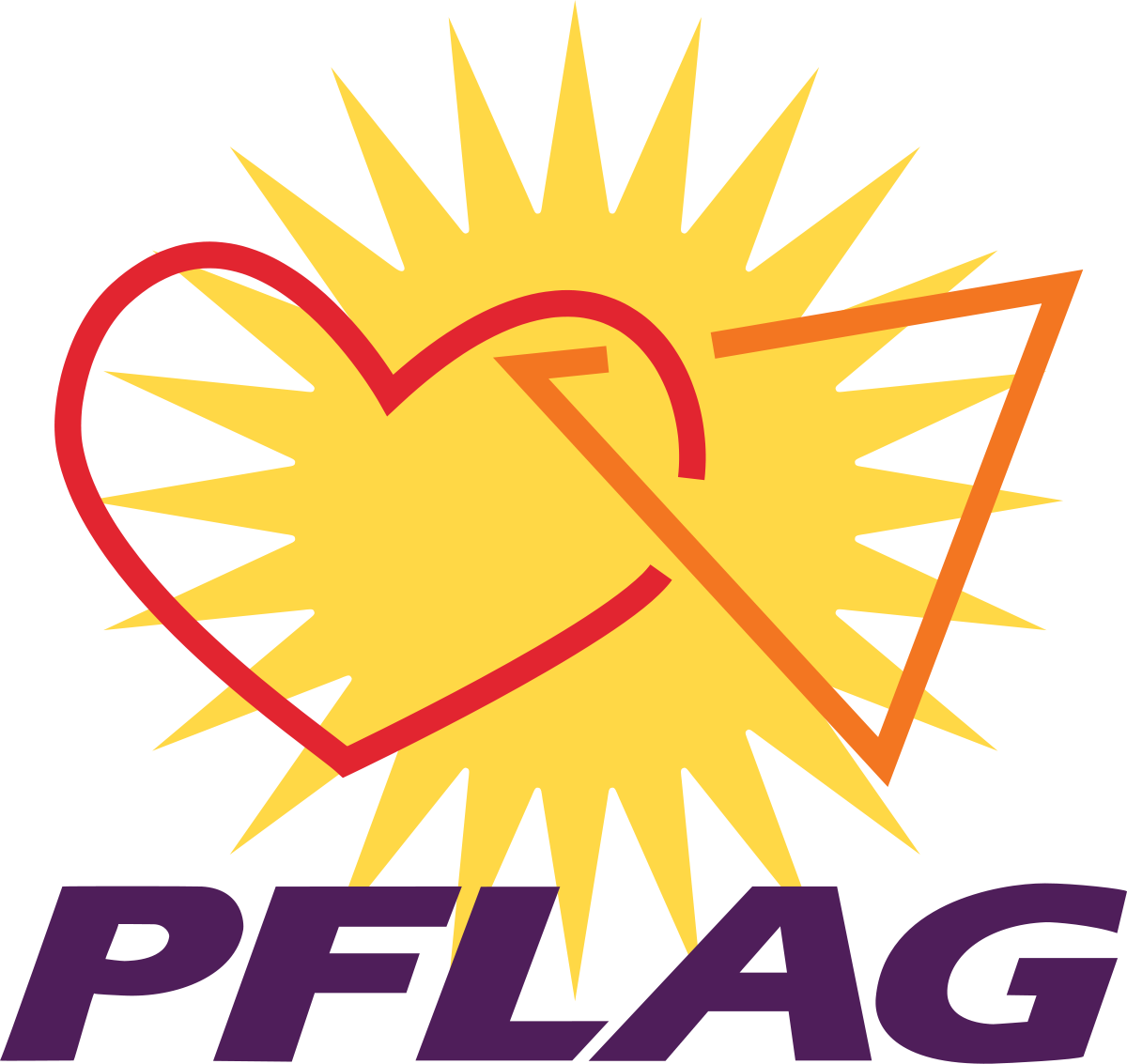 Protest vector youth hand. Pflag wikipedia