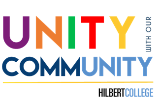 Community transparent unity. Hilbert college launches with