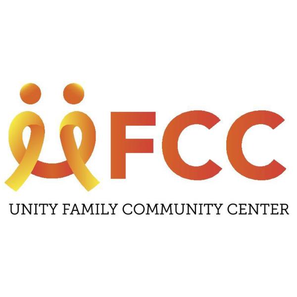 Community transparent unity. Give to family center