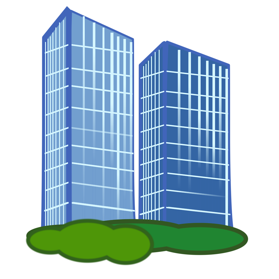 Transparent building. Big png images pluspng