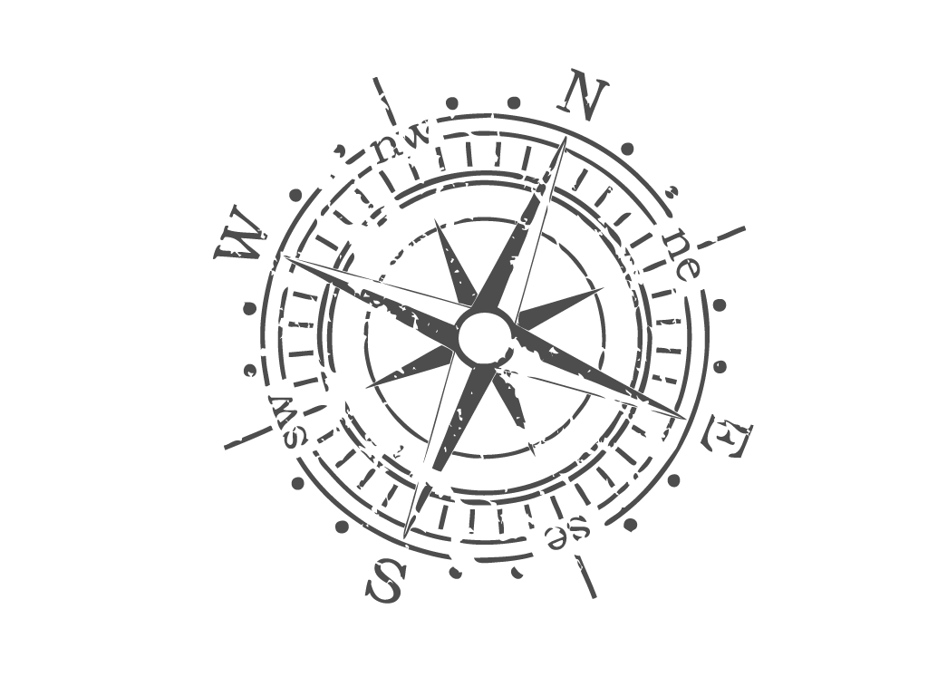 compass vector png