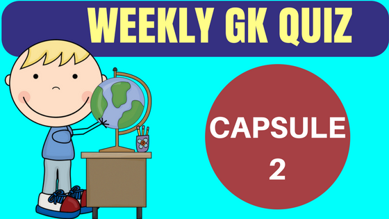 Competition clipart general knowledge quiz. Weekly gk capsule may