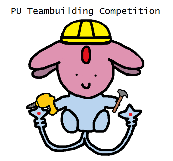 Competition clipart tremendous. Project pu teambuilding spiritomb