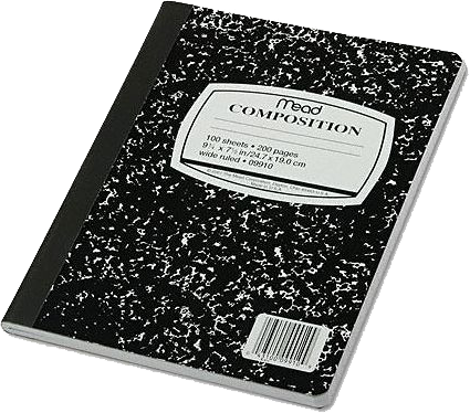 vector composition book