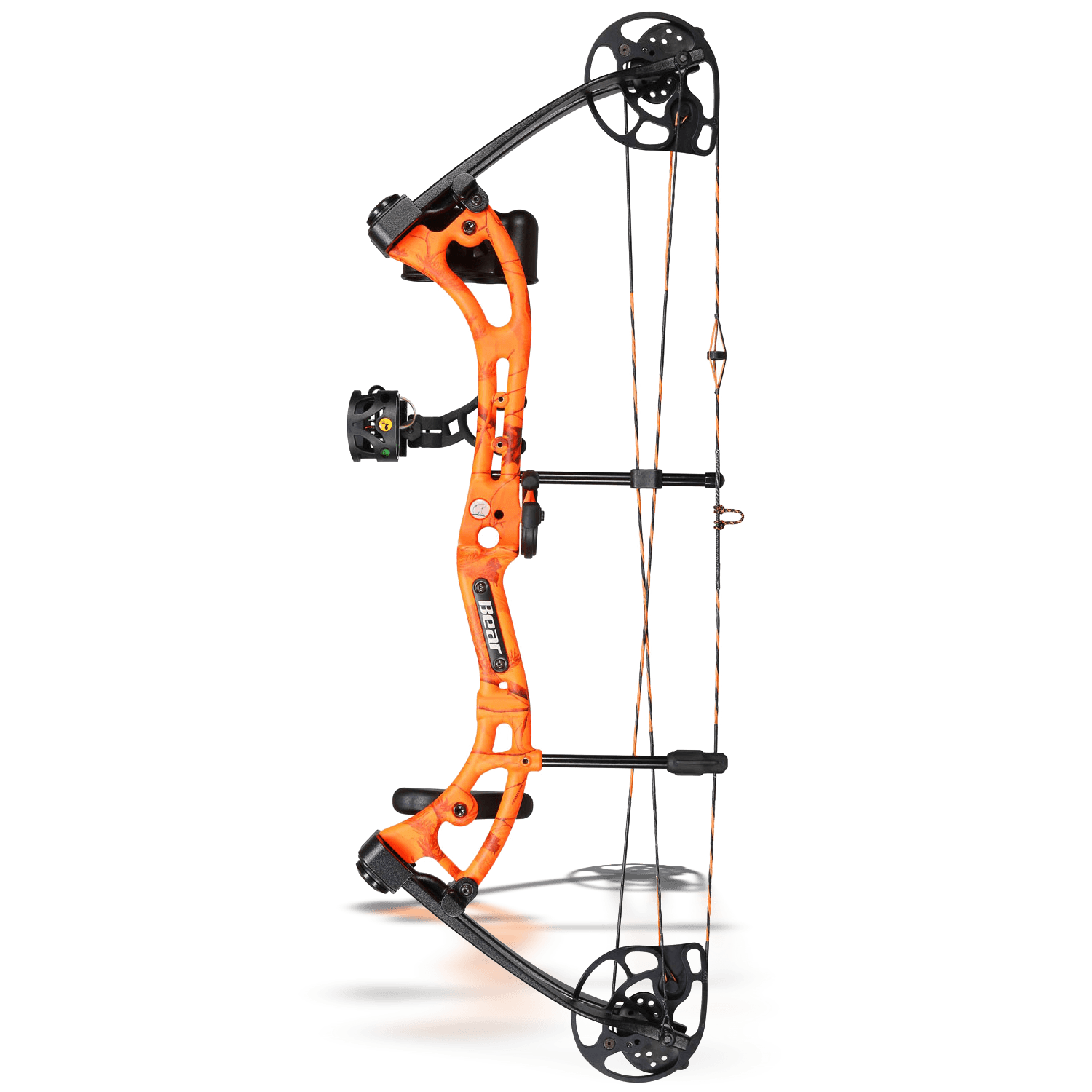 Compound bow png. Bear archery