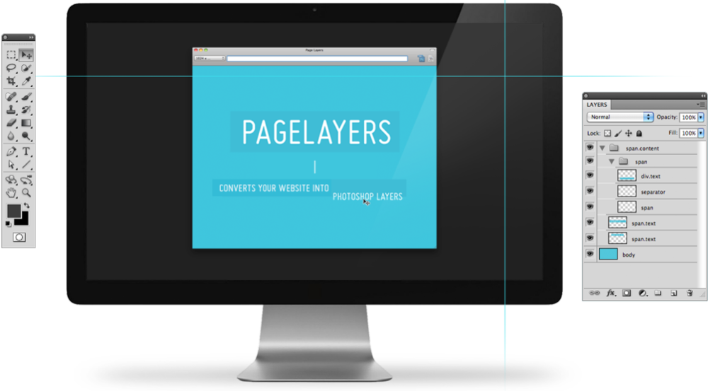 Compress a png in photoshop. Notebook page layers website