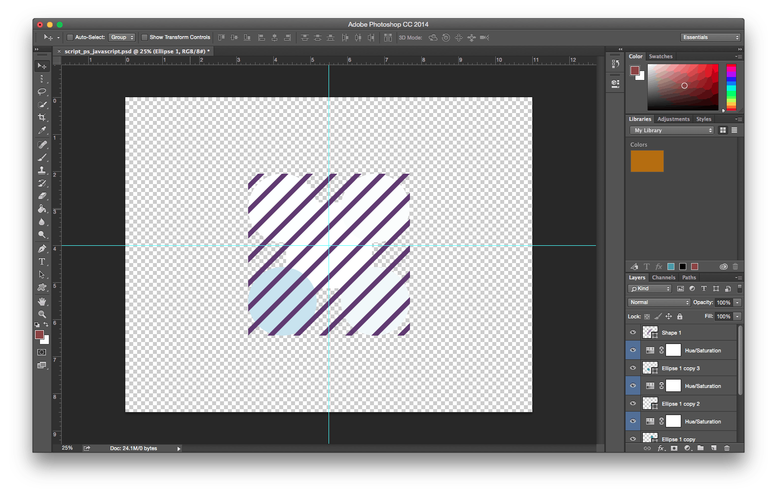 Compress a png in photoshop