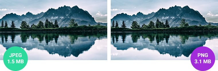 Photoshop will not let me save as png. Jpeg vs why image