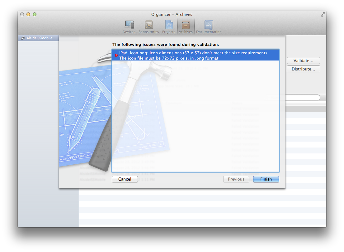 Compress png files error xcode. Ios icon dimensions don