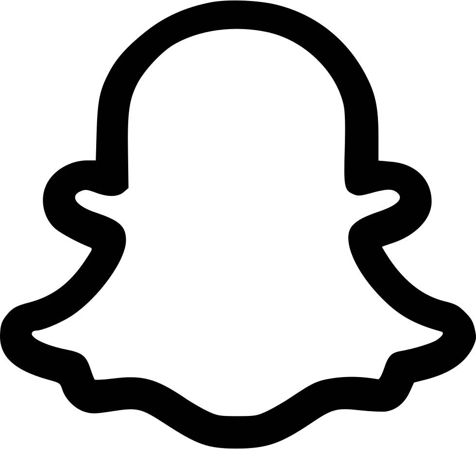 Snapchat svg. Png icon free download
