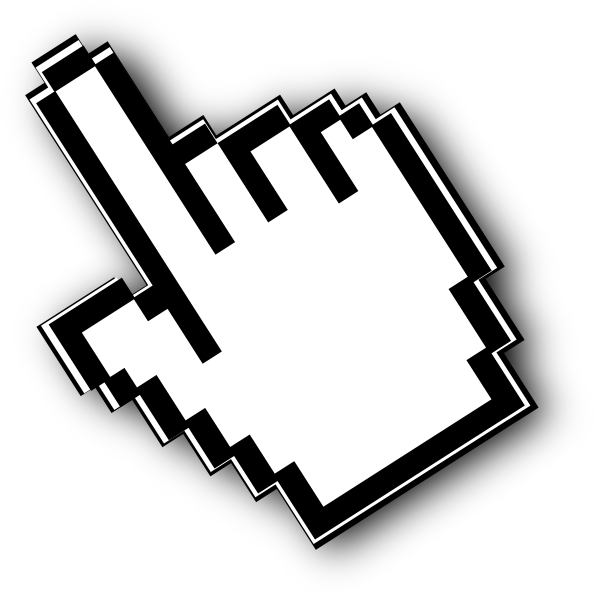 Internet mouse icon png. Cursor transparent pictures free