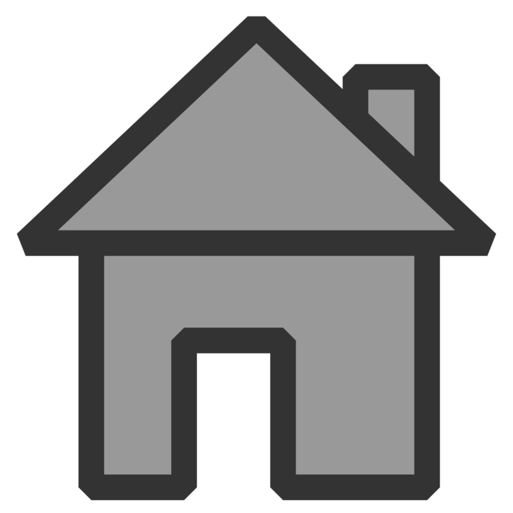 Computer clip home. Icons house download page