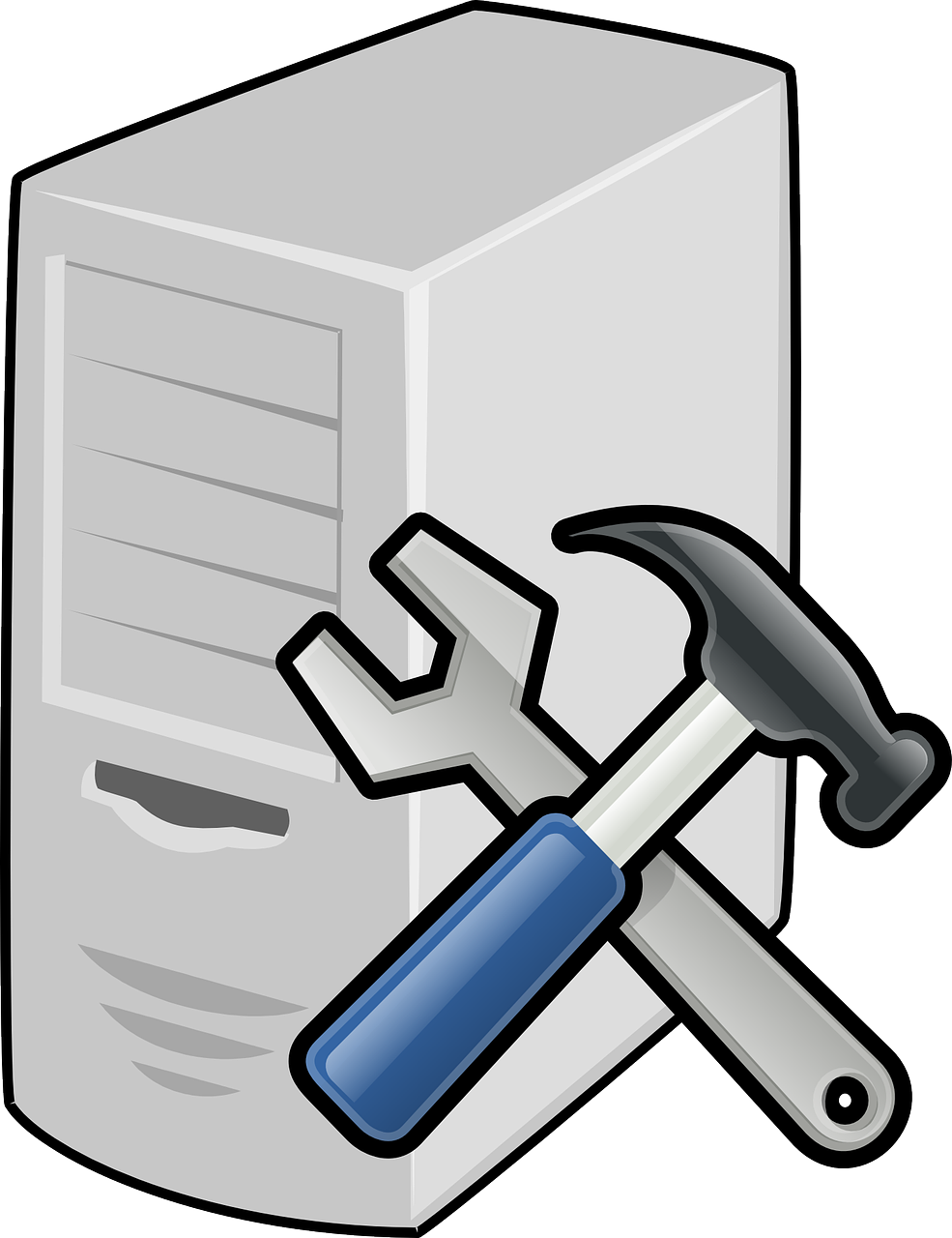 Computer Clip Maintenance Transparent Png Clipart Free Download