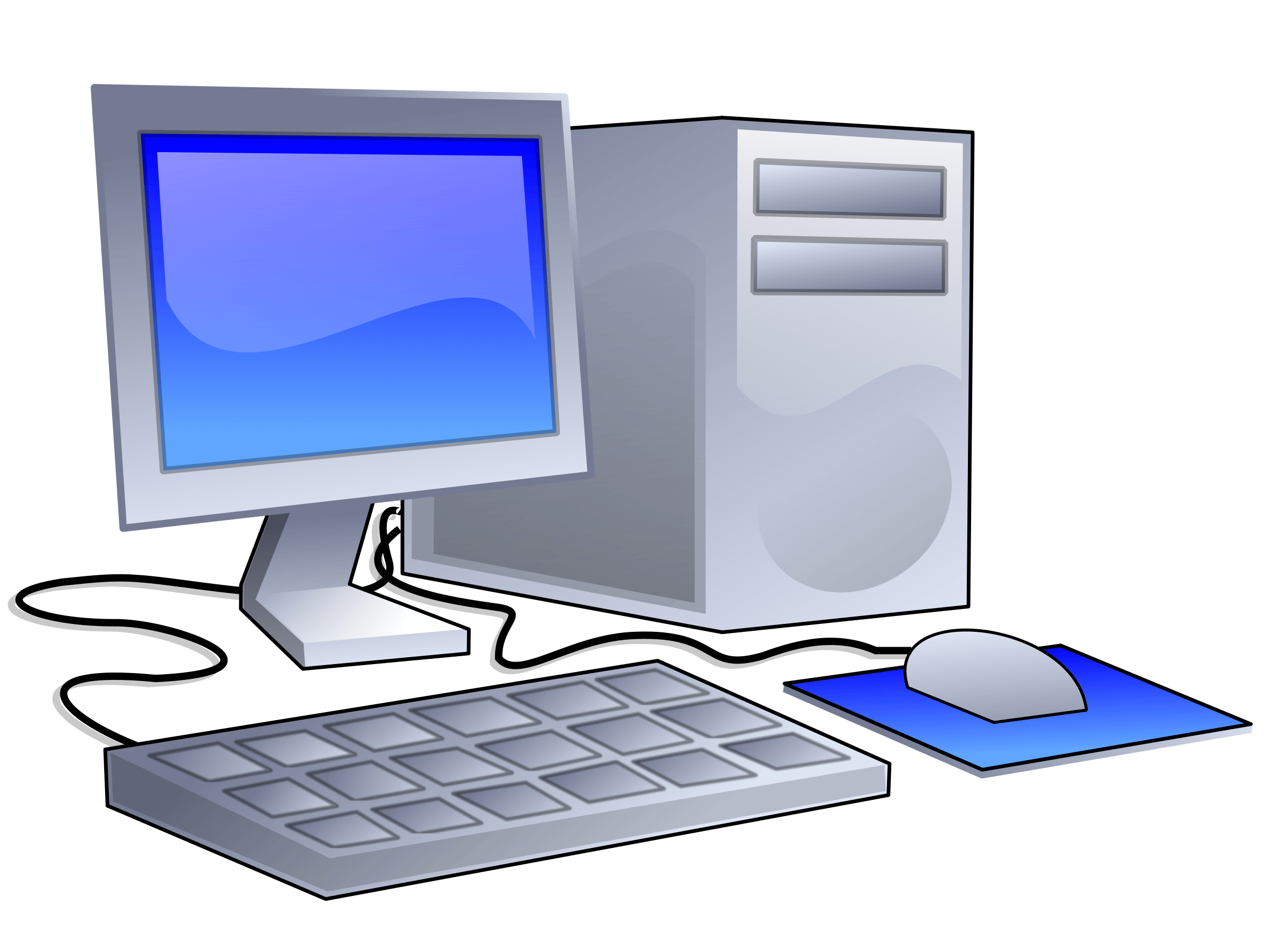 Computer clipart. Images free download in