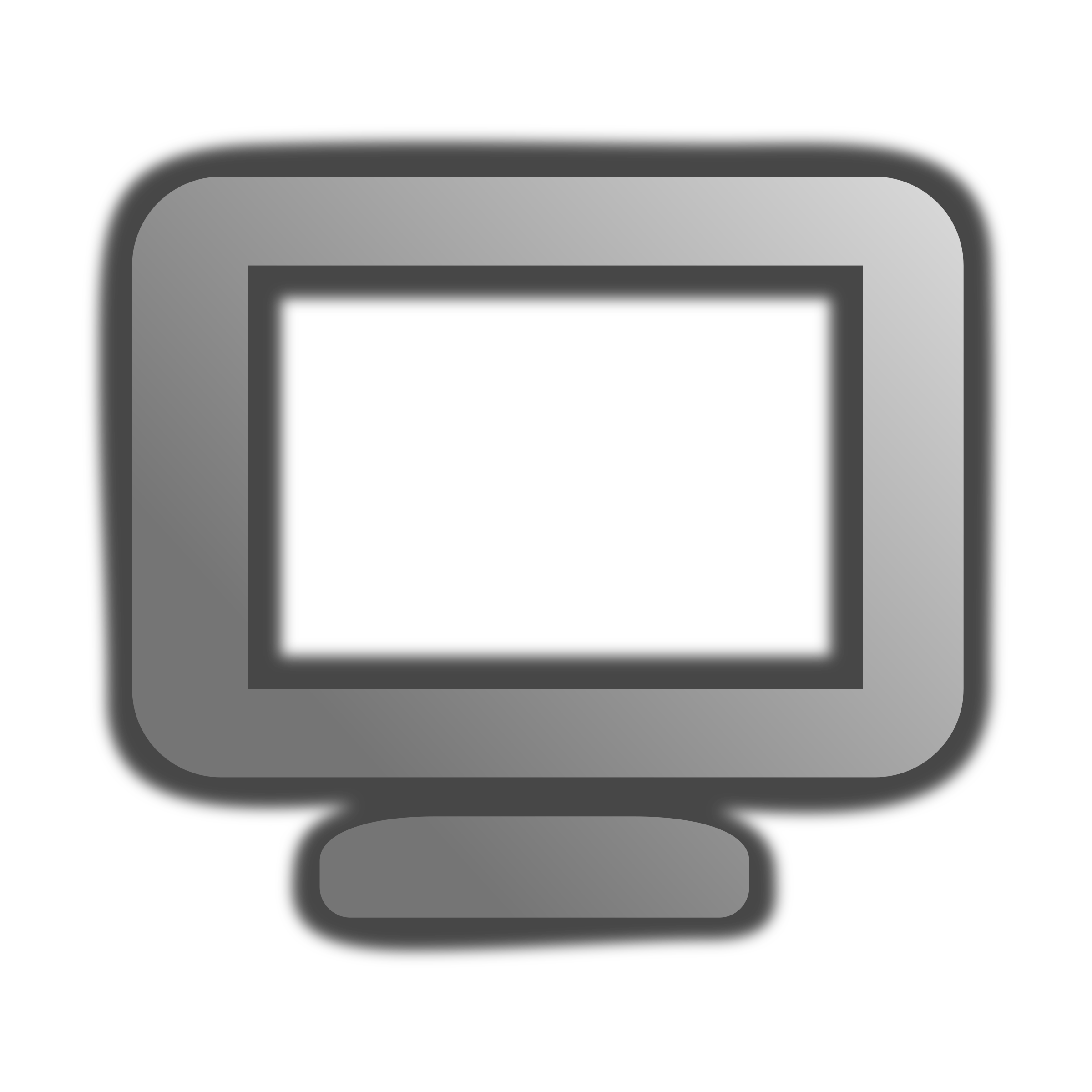 Computer clipart grey. Icon big image png
