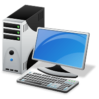 Computer clipart png. Download pc free photo