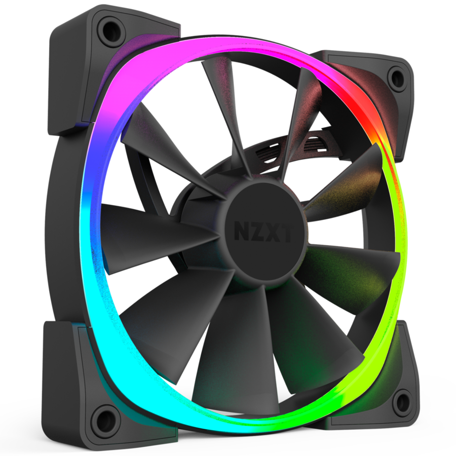 Computer fan png. Aer rgb digitally controlled