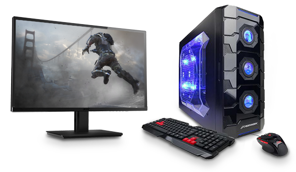 gaming pc png