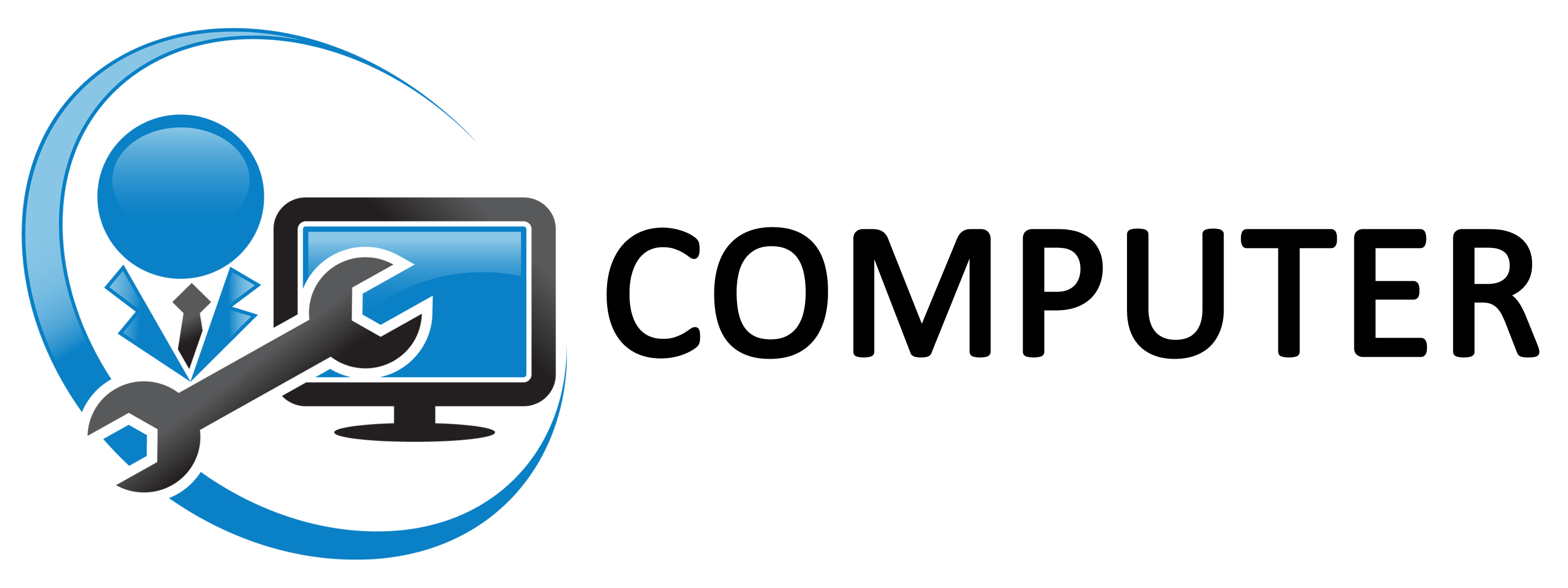 Computer logo png. Yorkshire services it support