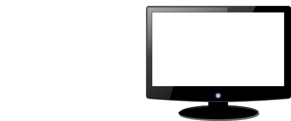 Computer monitor png clipart. Vector screening pc screen graphic free download