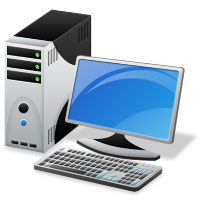 Computer pc png. Vista by iconshock hardware